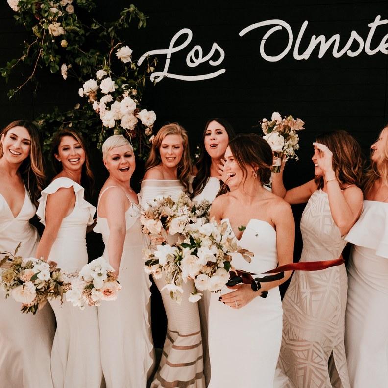 Michael And Nina Wedding Gabriella New York Bridal Salon